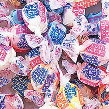Taffy Town Lite Sugar Free Salt Water Taffy Assorted Flavors 5 Pound Bag [Assorted Lite (Sugar Free)]