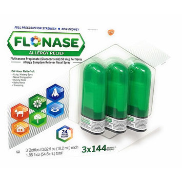 Flonase Allergy Relief Nasal Spray, 432 Sprays