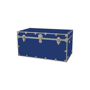 Toy Trunk - Royal Blue (Extra large: 36 W x 18 D x 18 H (36 lbs.))