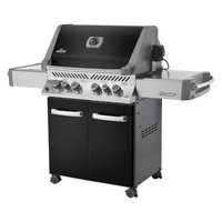 Napoleon P500RSIBP-B-1 Prestige 500 Liquid Propane Grill with Infrared Side and Rear Burners Up to 78 500 BTUs and 900 Sq. In. Cooking Area in Cobalt