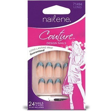 Nailene Couture Design Nails (71494 Long)