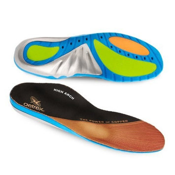 Aetrex Custom Select Series High Arch Orthotics Shoe Inserts for Men and Women - Women's 8