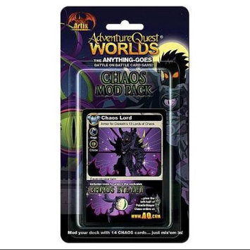 Adventurequest World Adventure Quest Worlds Chaos Mod Pack