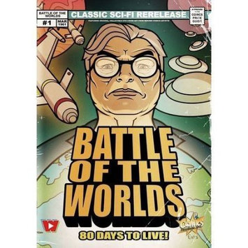 Music Video Distributors, Inc. Battle of the Worlds DVD (Music Video Distributors)