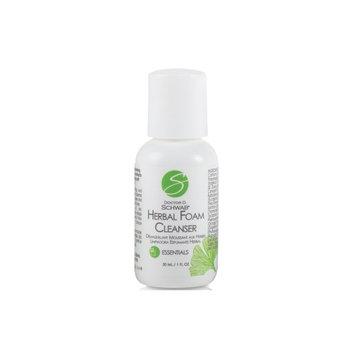 Doctor D. Schwab Herbal Foam Cleanser - Travel size 30 ml / 1 oz