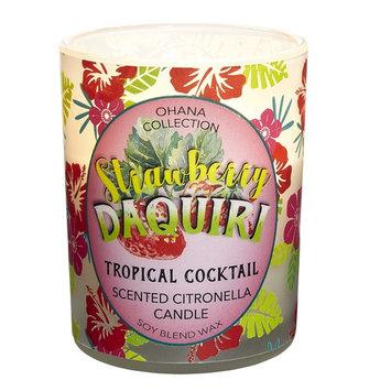 Citronella Candle - Strawberry Daquiri *Limited Availability