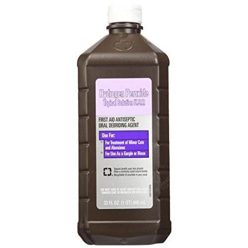 Vi-Jon Hydrogen Peroxide Topical Solution 2x32 Oz