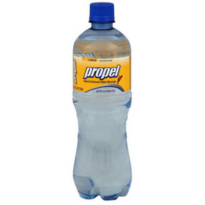 Propel Fitness Water, Lemon with Antioxidents 16.9 Oz, 12 Bottles