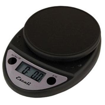 Escali Escali-PRIMO-CH Digital Kitchen Food Scale - Charcoal Black