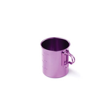 GSI Outdoors 43218 Bugaboo Cup - 14 oz. Purple