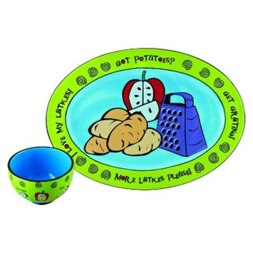 Hanukkah Serving Platter (2)