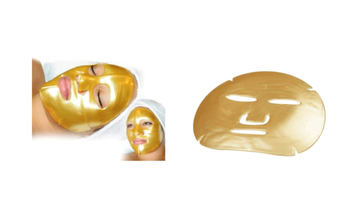 Heaven Gold Collagen Face Mask for Anti Aging