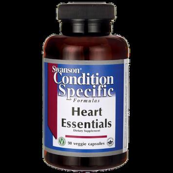 Swanson Heart Essentials 90 Veg Caps