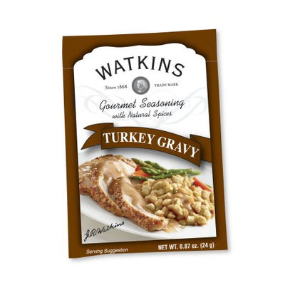 Watkins Turkey Gravy Gourmet Seasoning Mix, 0.87 Oz