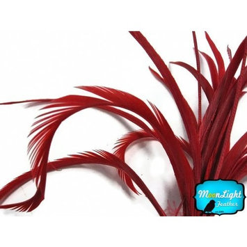 1 Yard - Red Goose Biots Wholesale Feather Trim
