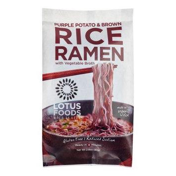 Lotus Foods RAMEN, OG3 PURPL POT & BR RC, (Pack of 10)