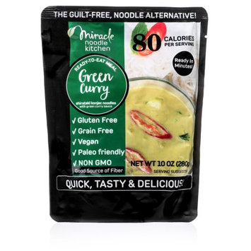 Miracle Noodle Green Curry, (Pack of 6)