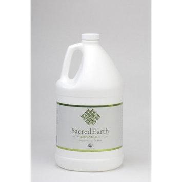 Sacred Earth Botanicals Organic Massage Oil Blend 1 Gallon