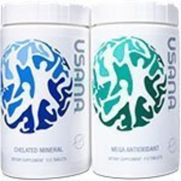 USANA triple action cellular nutrition system: Core Minerals and Vita Antioxidant