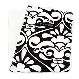 Ah Goo Baby Burp Cloth Pattern: Audrey