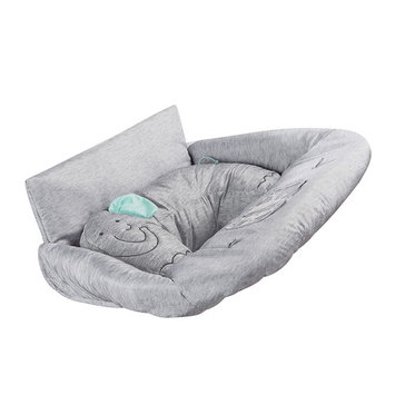 Summer Infant Cushy Cart Cover, Elephant, Heathered Grey