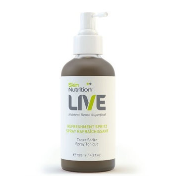 Skin Nutrition Live Refreshment Spritz, 4.2 Ounce by Skin Nutrition