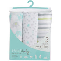 Ideal Baby by the Makers of Aden + Anais Swaddles, Dreamy