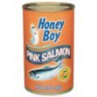 Honey Boy Pink Salmon (Pink Salmon, 14.75 ounce (pack of 12))