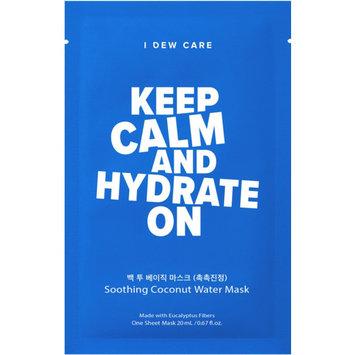 I Dew Care Keep Calm & Hydrate On Sheet Mask
