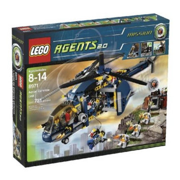 LEGO Agents: Aerial Defense (8971)