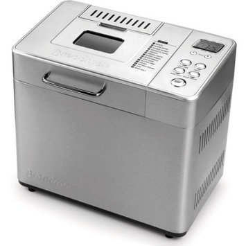 Breadman BK1060S 2-Pound Professional Bread Maker with Collapsible