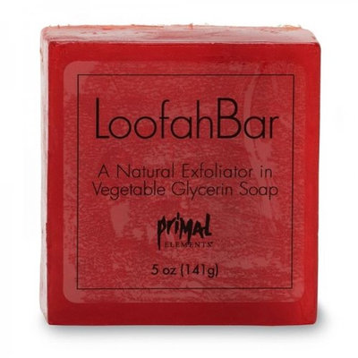 Primal Elements LBARW Watermelon 5.0 oz. LoofahBar Soap