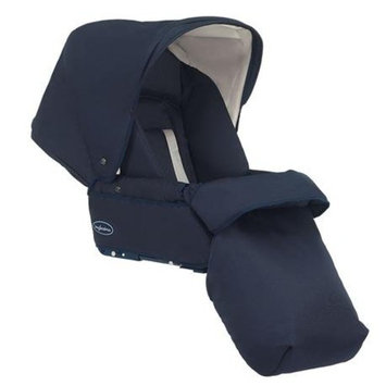Inglesina USA Classica Stroller Seat with Hood & Boot Cover, Marina