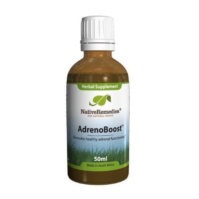 Native Remedies AdrenoBoost for Adrenal Support, 60 ml