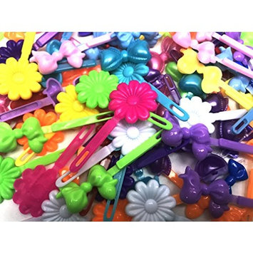 Crispy Collection Hair Accessories for Girls Assorted Hair Clips Selection Birthday Gifts for Girls