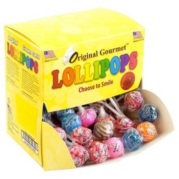 Original Gourmet Mini Lollipops - 100ct