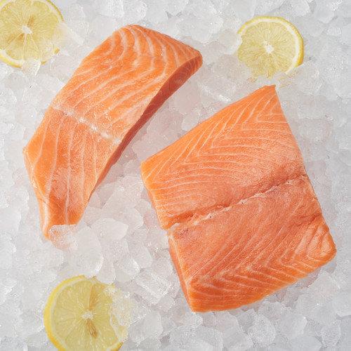 Sam's Choice Frozen Skinless Atlantic Salmon Portions, 24 oz