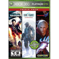 Capcom Platinum Hits Triple Pack (Lost Planet Extreme, Dead Rising, Devil May Cry 4)