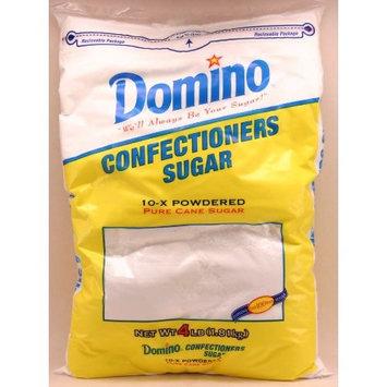 Domino Confectioners Sugar 10-X Powdered Pure Cane Sugar(4 lb bag)