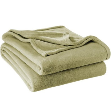Microplush Super Soft Blanket - Full/Queen (Sage)
