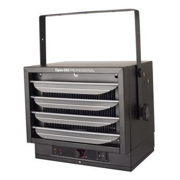 Dyna-glo Professional 5,000-Watt Electric Garage Heater, Black