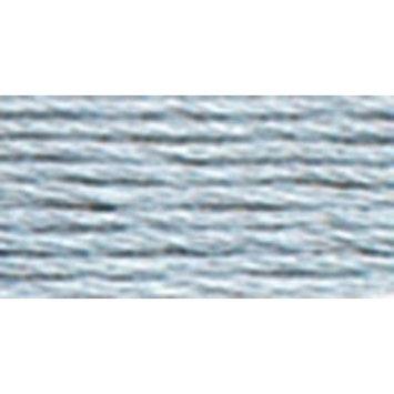 Anchor Six Strand Embroidery Floss 8.75 Yards-Sea Blue Medium Light 12 per box