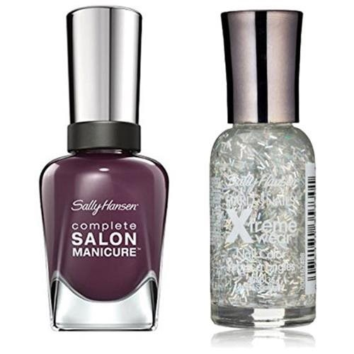 Sally Hansen® Complete Salon Manicure Clean Slate and What In Carnation Nail Polish Set