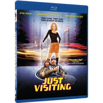 Fye Just Visiting [Blu-ray] DVD