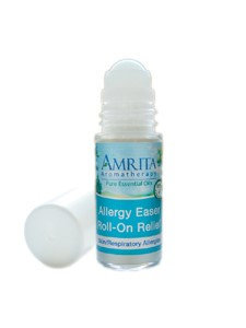 Allergy Easer Roll-On Relief 1 fl oz by Amrita Aromatherapy