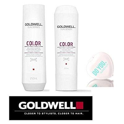 Goldwell Dualsenses Color Brilliance Shampoo & Conditioner Duo 10.1 oz