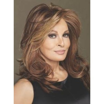 Spotlight Wig Color RL8/29 HAZELNUT - Raquel Welch Wigs Heat Friendly Synthetic Lace Front Monofilament Top Women's Long Layered Open Weft Coolness