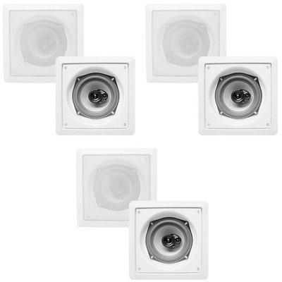 6 Acoustic Audio I53S 250 Watt 5.25