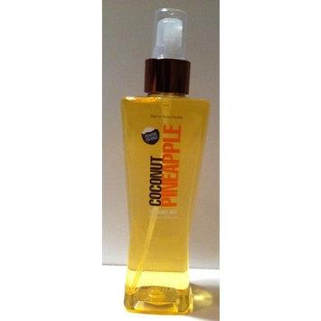 Bath and Body Works Coconut Pineapple Fragrance Mist 8 oz