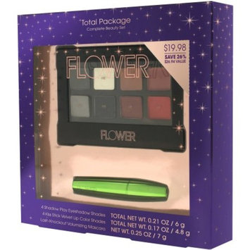 Flower Total Package Complete Beauty Set, 3 pc